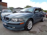 USED 2003 03 VOLVO S40 1.8 SPORT 4d 122 BHP MOT MAY 2020