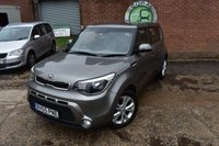 USED 2015 65 KIA SOUL 1.6 CONNECT 5d 130 BHP WE OFFER FINANCE ON THIS CAR