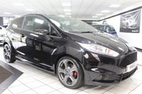 USED 2016 65 FORD FIESTA 1.6 ST-3 MOUNTUNE MP 215 MOUNTUNE MP 215 NAV HEATED LTHR