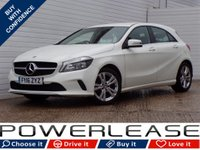 USED 2016 16 MERCEDES-BENZ A CLASS 1.5 A 180 D SPORT 5d 107 BHP 20 POUND TAX BTOOTH LEATHER