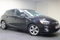 "USED 2010 10 VAUXHALL ASTRA 1.6 SRI 5d AUTO 113 BHP 17""ALLOYS+HEATED SEATS+LEATHER+PARKING SENSORS+PRIV GLASS"