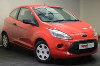 USED 2011 11 FORD KA 1.2 STUDIO 3d 69 BHP 1 KEEPER+AIR CON+START STOP+AUX