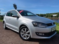 USED 2013 13 VOLKSWAGEN POLO 1.4 MATCH DSG 5d AUTO 83 BHP **ONE OWNER, FULL DEALER HISTORY**