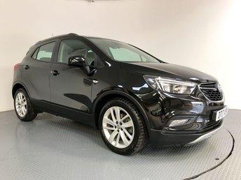 2017 VAUXHALL MOKKA X 1.4 DESIGN NAV 5d AUTO 138 BHP £12000.00