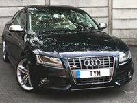 2010 AUDI S5 4.2 S5 V8 QUATTRO 2d 354 BHP £11495.00
