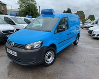 USED 2013 62 VOLKSWAGEN CADDY MAXI 1.6 C20 TDI 1d 101 BHP IMMACULATE CONDITION WITH LOW MILES
