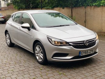 2015 VAUXHALL ASTRA 1.6 DESIGN CDTI S/S 5d 134 BHP £SOLD