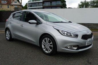 2013 KIA CEED 1.6 3 5d AUTO 133 BHP £7000.00