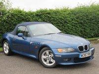 USED 2000 BMW Z3 2.0 Z3 ROADSTER 2d * JUST SERVICED & 12 MONTHS MOT *