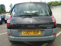 USED 2007 07 RENAULT SCENIC 1.6 DYNAMIQUE VVT 5d 111 BHP GUARANTEED TO BEAT ANY 'WE BUY ANY CAR' VALUATION ON YOUR PART EXCHANGE