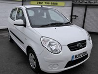 USED 2010 10 KIA PICANTO 1.0 1 5d 61 BHP * FULL HISTORY-LOW TAX GROUP *