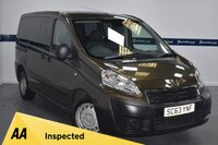USED 2014 63 PEUGEOT EXPERT 2.0 HDI TEPEE COMFORT L1 5d 100 BHP (CONVERSION - WHEELCHAIR ACCESSIBLE)