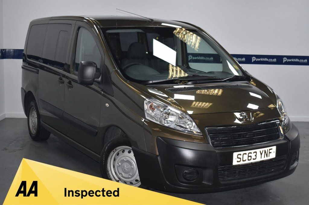 View our PEUGEOT EXPERT