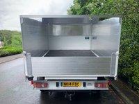 USED 2014 14 CITROEN RELAY L3 LWB TOOL BOX ARBORIST ALLOY TIPPER 2.2 130 BHP 1 OWNER FSH