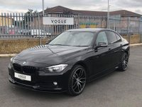 USED 2015 15 BMW 3 SERIES 2.0 318D SPORT 4d 141 BHP
