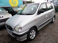 2000 HYUNDAI AMICA 1.0 GSI 5d 55 BHP £SOLD