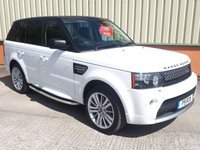 2011 LAND ROVER RANGE ROVER SPORT 3.0 SDV6 HSE 5d AUTO 255 BHP £SOLD