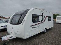 2014 SWIFT CHALLENGER 565SE T5E 2015 MODEL £13450.00