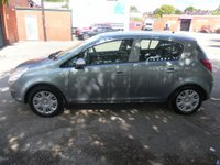 USED 2010 60 VAUXHALL CORSA 1.2 EXCLUSIV A/C 5d 83 BHP