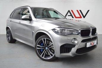 2016 BMW X5 4.4 M 5d AUTO 568 BHP