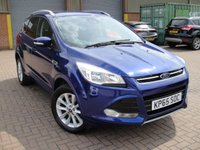 USED 2015 65 FORD KUGA 2.0 TITANIUM TDCI 5d 177 BHP ANY PART EXCHANGE WELCOME, COUNTRY WIDE DELIVERY ARRANGED, HUGE SPEC