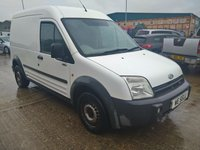 2004 FORD TRANSIT CONNECT 1.8 T230 LWB 1d 89 BHP £995.00