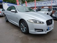 USED 2014 64 JAGUAR XF 2.2 D R-SPORT 4d 163 BHP 0%  FINANCE AVAILABLE ON THIS CAR PLEASE CALL 01204 393 181
