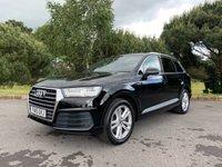 USED 2015 15 AUDI Q7 3.0 TDI QUATTRO S LINE 5d AUTO 269 BHP