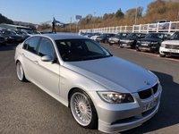 2007 BMW ALPINA D3 2.0 Saloon 320d M-SPORT 197 BHP £6250.00