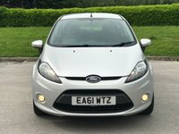USED 2011 61 FORD FIESTA 1.4 EDGE TDCI 3d 69 BHP