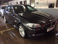 2012 BMW 5 SERIES 2.0 520D SE 4d AUTO 181 BHP £8985.00
