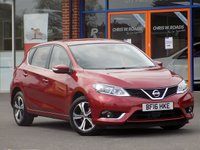 USED 2016 16 NISSAN PULSAR 1.5 dCi Visia 5dr * Alloy Upgrade + Bluetooth *