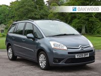 USED 2009 09 CITROEN C4 GRAND PICASSO 1.6 VTR PLUS HDI 5d 107 BHP