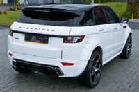 USED 2015 15 LAND ROVER RANGE ROVER EVOQUE 2.2 SD4 Autobiography AWD 5dr HEAD UP DISPLAY+OVERFINCH KIT