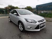 USED 2011 11 FORD FOCUS 1.6 ZETEC 5d 104 BHP ***Nationwide Delivery Available***