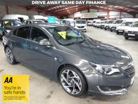 "USED 2016 16 VAUXHALL INSIGNIA 2.0 SRI NAV VX-LINE CDTI ECOFLEX S/S 5d 170 BHP ""YOU'RE IN SAFE HANDS"" - AA DEALER PROMISE"
