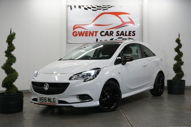 USED 2015 15 VAUXHALL CORSA 1.4 LIMITED EDITION 3d 89 BHP GOOD SPEC, LOW MILES, LONG MOT