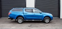 USED 2016 16 MITSUBISHI L200 Warrior Double Cab 178BHP T'Bar,Canopy,Leather,Sat Nav High Spec, Stunning Colour and Brilliant Accessories