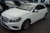 USED 2012 62 MERCEDES-BENZ A CLASS 1.5 A180 CDI BLUEEFFICIENCY SPORT 5d 109 BHP