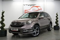 USED 2010 10 HONDA CR-V 2.2 I-DTEC EX 5d AUTO 148 BHP GOOD EXAMPLE, NICE SPEC, PAN ROOF