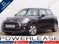 USED 2015 65 MINI HATCH ONE 1.2 ONE 5d 101 BHP BLUETOOTH DAB RADIO PEPPER II