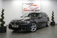 USED 2015 15 BMW 5 SERIES 3.0 530D M SPORT TOURING 5d AUTO 255 BHP GREAT EXAMPLE, HIGH SPEC, HPI CLEAR