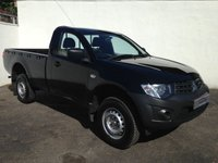 USED 2014 64 MITSUBISHI L200 2.5 DI-D 4X4 4WORK S/C 1d 134 BHP **NO VAT ** NO VAT ** 4X4 - FULL HISTORY - PX - FINANCE - WARRANTY - DELIVERY - 4 WORK - EXTREMELY CLEAN