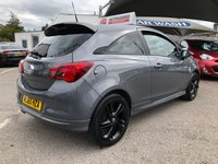 USED 2015 65 VAUXHALL CORSA 1.4 LIMITED EDITION 3d 89 BHP Low Miles, LTD EDT, 12 Months MOT!