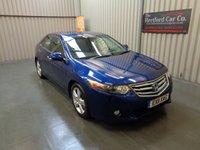 2011 HONDA ACCORD 2.0 I-VTEC EX 4d 154 BHP £6495.00