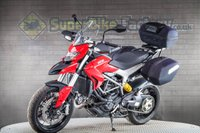 USED 2013 63 DUCATI HYPERSTRADA 821 - ALL TYPES OF CREDIT ACCEPTED GOOD & BAD CREDIT ACCEPTED, OVER 600+ BIKES IN STOCK