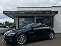 2013 AUDI TT 2.0 TDI QUATTRO SPORT 2d 168 BHP £9995.00