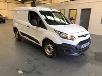 USED 2015 15 FORD TRANSIT CONNECT 1.6 200 ECONETIC P/V 1d 94 BHP LED Lighting and Upgraded Interior Racking