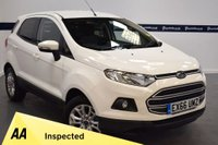 USED 2016 66 FORD ECOSPORT 1.0 ZETEC 5d 125 BHP (13000 MILES ONLY)