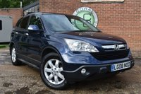 USED 2008 08 HONDA CR-V 2.0 I-VTEC ES 5d AUTO 148 BHP WE OFFER FINANCE ON THIS CAR